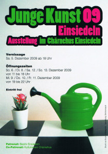 2009-Junge-Kunst-Einsiedeln-Flyer